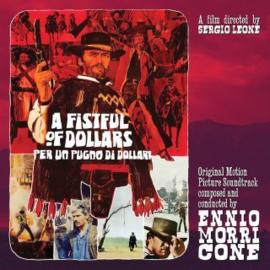 Ennio Morricone A Fistful Of Dollars LP
