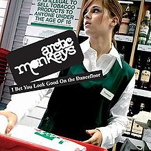 Arctic Monkeys I Bet You On The Dancefloor 7'