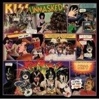 Kiss - Unmasked LP