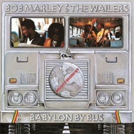 Bob Marley & The Wailers Babylon By Bus 180g 2LP