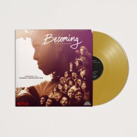 Kamasi Washington Becoming A Musican LP - Yellow Vinyl-