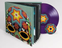Dead Can Dance Dionysus LP + CD + Book -Purple Vinyl-