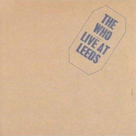 The Who Live At Leeds LP