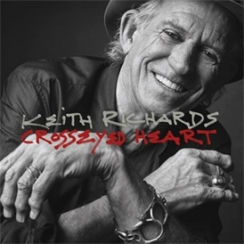 Keith Richards Crosseyed Heart 2LP
