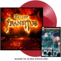Ayreon Transitus 2LP -Red Vinyl-