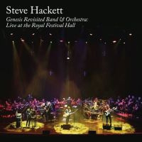 Steve Hackett Genesis Revisited Band & Orchestra 2CD + DVD