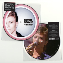 David Bowie Heroes Pd - 40th Anniversary-