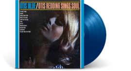 Otis Redding Otis Blue LP - Blue Vinyl-