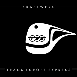 Kraftwerk - Trans Europe Express LP.