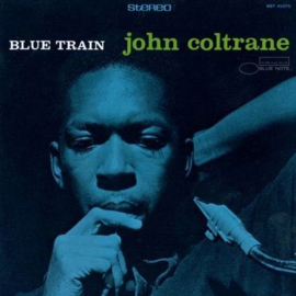 John Coltrane Blue Train LP - Blue Note 75 Years-