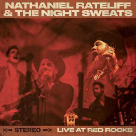 Nathaniel Rateliff & The Night Sweats Live at Red Rocks 2LP
