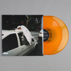 Blood Orange - Negro Swan LP -Orange Vinyl-