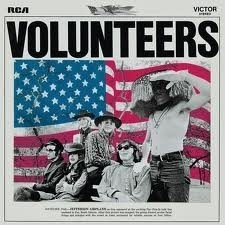 Jefferson Airplane - Volunteers LP