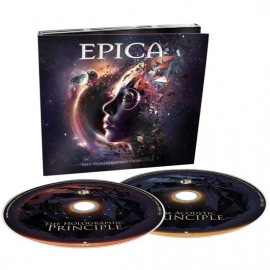 Epica The Holographic Principle (2CD Limited Edition)