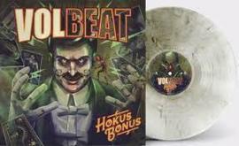 Volbeat Hokus Bonus 2LP - Coloured Vinyl-