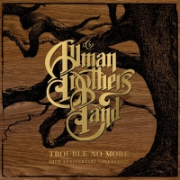 The Allman Brothers Band Trouble No More 50th Anniversary 5CD