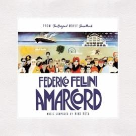 ORIGINAL SOUNDTRACK AMARCORD (NINO ROTA)LP