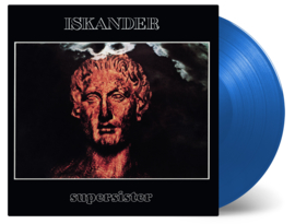 Supersister Iskander LP - Blue Vinyl-