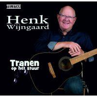 Henk Wijngaard Tranen Op Het Stuur CD