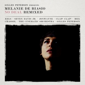 Melanie De Biasio - No deal remixed 2LP