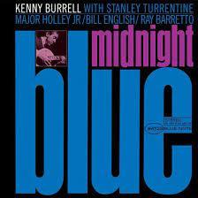 Kenny Burrell Midnight Blue LP
