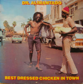 Dr Alimantado Best Dressed Chicken In Town LP