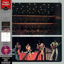 Jackson 5 In Japan LP -Purple Vinyl-