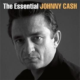 Johnny Cash The Essential Johnny Cash 2LP