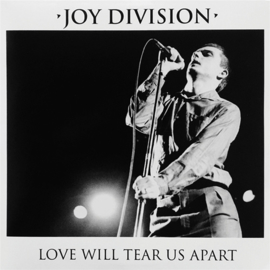 Joy Division Love Will Tear Us Apart 7' -Pink Vinyl-