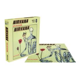 Nirvana Incesticide Puzzel
