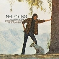 Neil Young Everybody Knows This Is Nowhere HQ LP