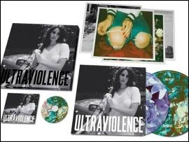 Lana Del Rey - Ultraviolence 2LP + CD -Deluxe-ltd