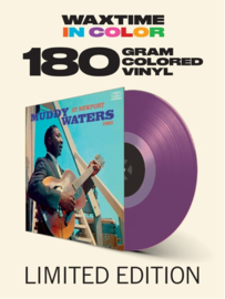 Muddy Waters At Newport 1960 LP - Purple Vinyl-