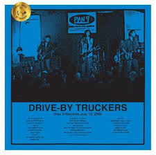 Drive By Truckers Plan 9 Records July 13 2006 3LP - Coloured Vinyl-