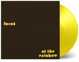 Focus At The Rainbow LP - Yellow Vinyl-