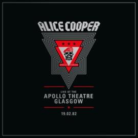 Alice Cooper Live From The Apollo Theater 2LP
