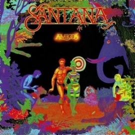 Santana Amigos LP