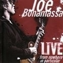 Joe Bonamassa - Live From Nowhere 2LP