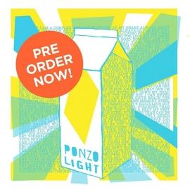 "Janne Schra Ponzo Light 10""+ Litho"