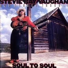 Stevie Ray Vaughan Soul To Soul LP