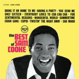 Sam Cooke The Best of Sam Cooke LP
