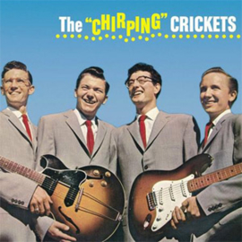 Buddy Holly & The Crickets The Chirping Crickets Hybrid Stereo SACD
