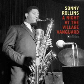 Sonny Rollins - A Night At The Village Vanguard LP
