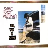 Stevie Ray Vaugnan  Sky Is Crying LP