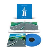 Kraftwerk Autobahn LP -Blue Vinyl-