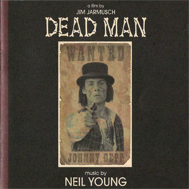 Neil Young Dead Man Soundtrack LP