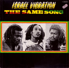 Israel Vibration  The Same Song  LP