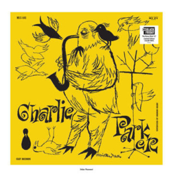 Charlie Parker The Magnificent Charlie Parker LP