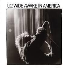 "U2 Wide Awake In America 180g 12"" Vinyl EP"