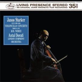 Janos Starker Dvorak: Violincello Concerto 200g 45rpm 2LP
